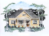 Plan Number 58131 - 1474 Square Feet
