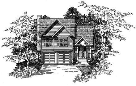 House Plan 58154