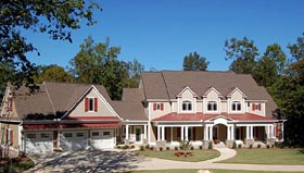 House Plan 58200
