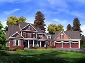 House Plan 58204
