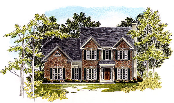House Plan 58206