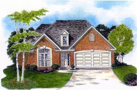House Plan 58208
