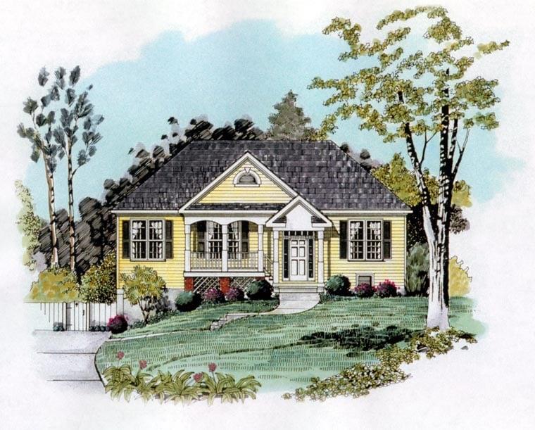 House Plan 58218