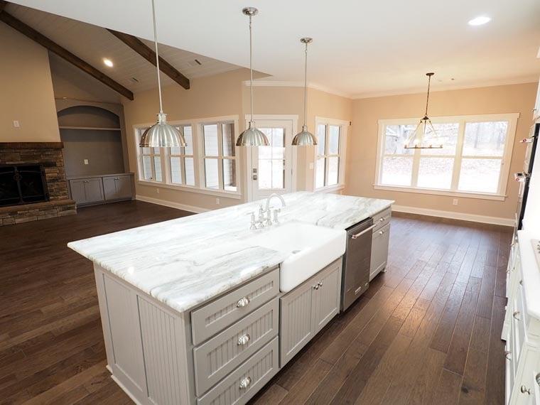 Craftsman House Plan 58254