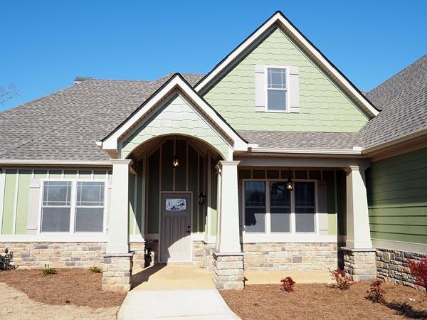 Craftsman House Plan 58283