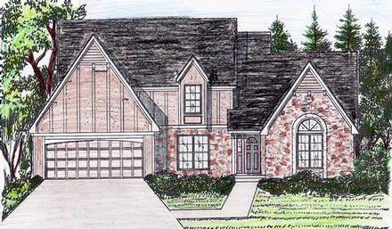 House Plan 58405