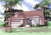 House Plan 58410