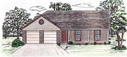 House Plan 58428