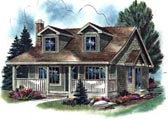 House Plan 58508