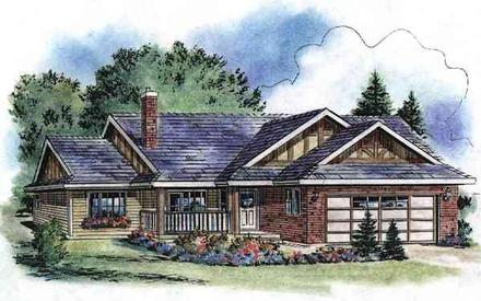 House Plan 58528