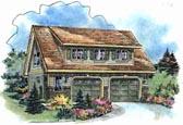 Garage Plan 58541