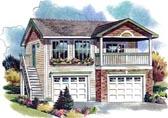 Garage Plan 58562