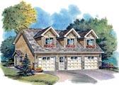 Garage Plan 58568