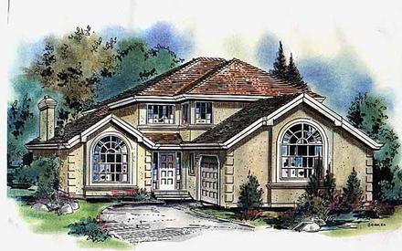 House Plan 58595