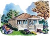 House Plan 58706