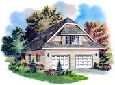 Garage Plan 58726