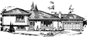 House Plan 58862