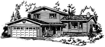 House Plan 58864