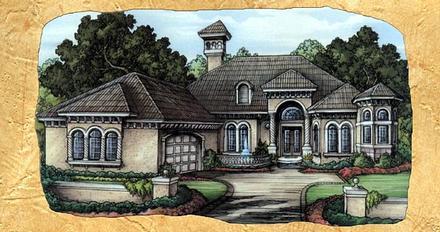 House Plan 58918