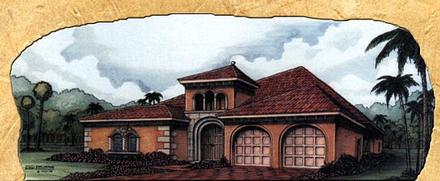 House Plan 58919