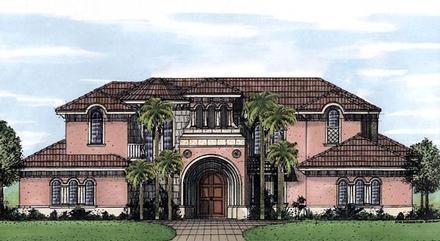 House Plan 58928