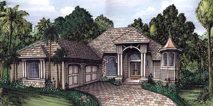 House Plan 58932