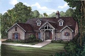 House Plan 58940