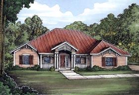 House Plan 58956