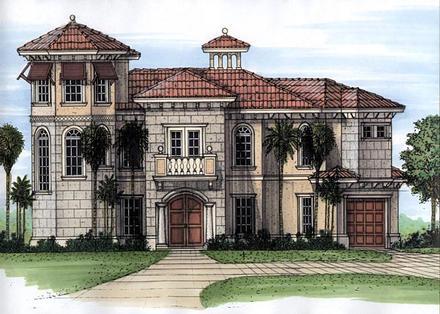 House Plan 58971