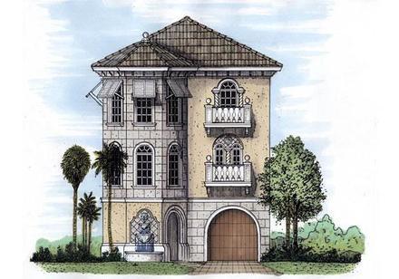 House Plan 58972