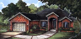 House Plan 58981