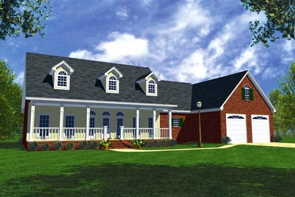 House Plan 59012
