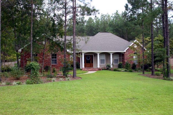 European, Ranch, Traditional House Plan 59015 with 3 Beds, 2 Baths, 2 Car Garage Picture 4
