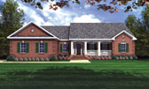House Plan 59017