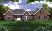 Plan Number 59032 - 2251 Square Feet