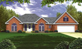 Plan Number 59033 - 2251 Square Feet