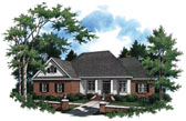 Plan Number 59034 - 2307 Square Feet
