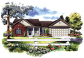 Plan Number 59057 - 1600 Square Feet