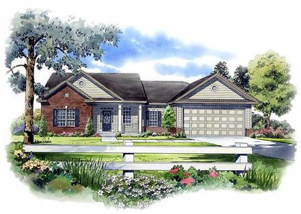 House Plan 59057