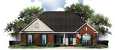 Plan Number 59058 - 1601 Square Feet