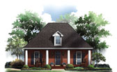 Plan Number 59064 - 1650 Square Feet