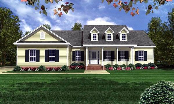 House Plan 59068