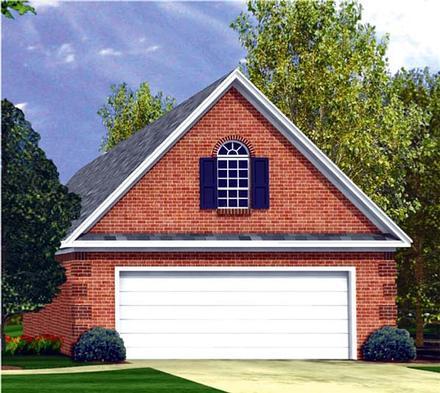 Garage Plan 59076
