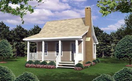 House Plan 59109