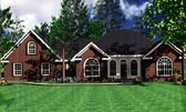 Plan Number 59111 - 1855 Square Feet