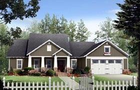 House Plan 59170