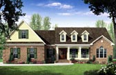 Plan Number 59171 - 2401 Square Feet