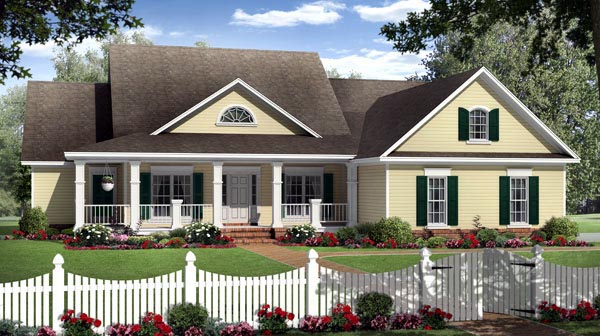 Top exterior styles outdoor design landscaping ideas for Popular architectural styles