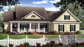 House Plan 59202
