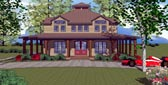 Plan Number 59303 - 1911 Square Feet